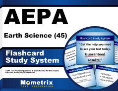 AEPA Earth Science Flashcards