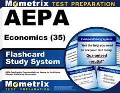 AEPA Economics Flashcards