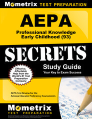 AEPA Professional Knowledge - Early Childhood Study Guide