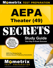 AEPA Theatre Study Guide