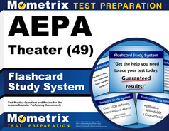 AEPA Theatre Flashcards