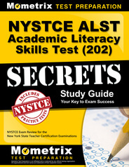 NYSTCE Academic Literacy Skills Test Study Guide