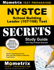 NYSTCE School Building Leader Study Guide