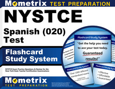 NYSTCE Spanish Flashcards