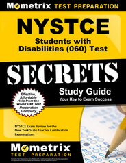 NYSTCE Students with Disabilities Study Guide