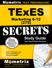 TExES Marketing 6-12 Study Guide