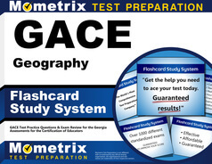 GACE Geography Flashcards