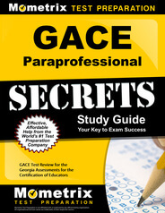 GACE Paraprofessional Study Guide