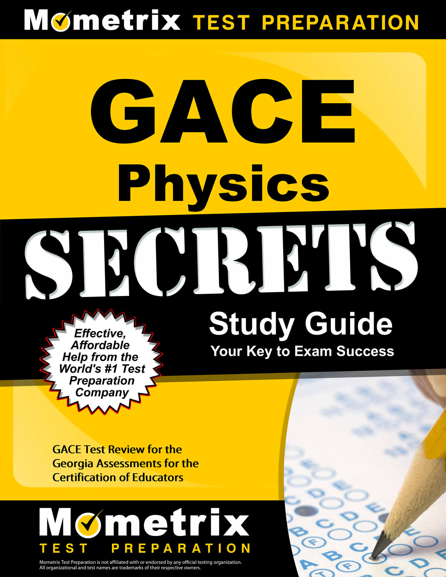 GACE Physics Practice Test (updated 2019)