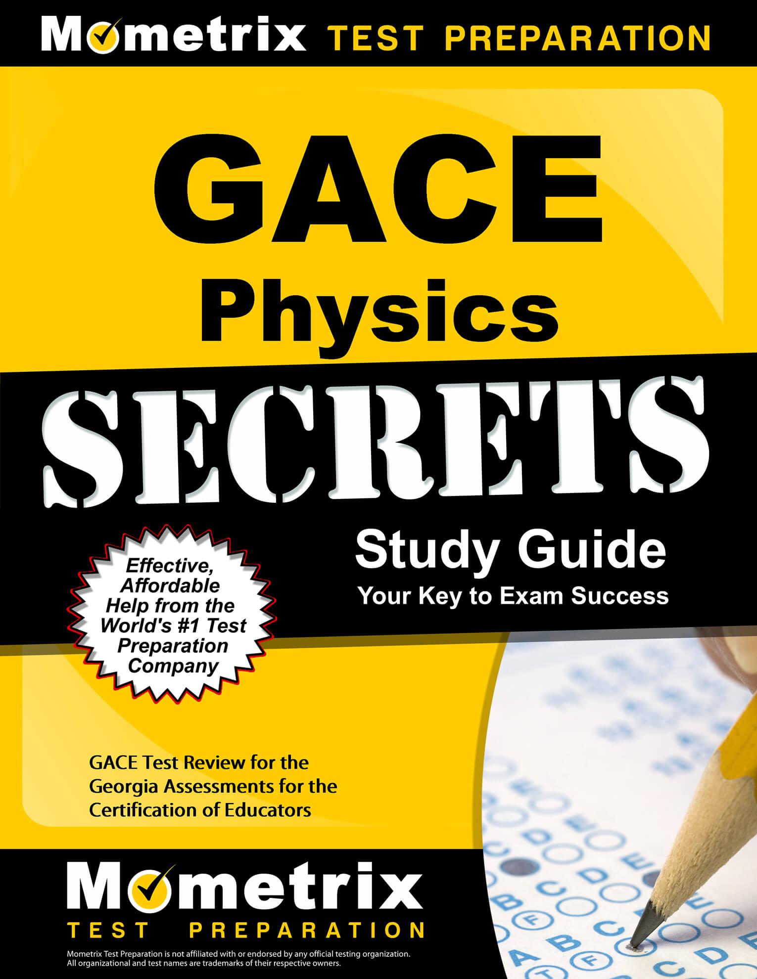 GACE Physics Study Guide