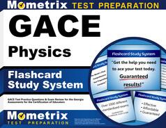 GACE Physics Flashcards