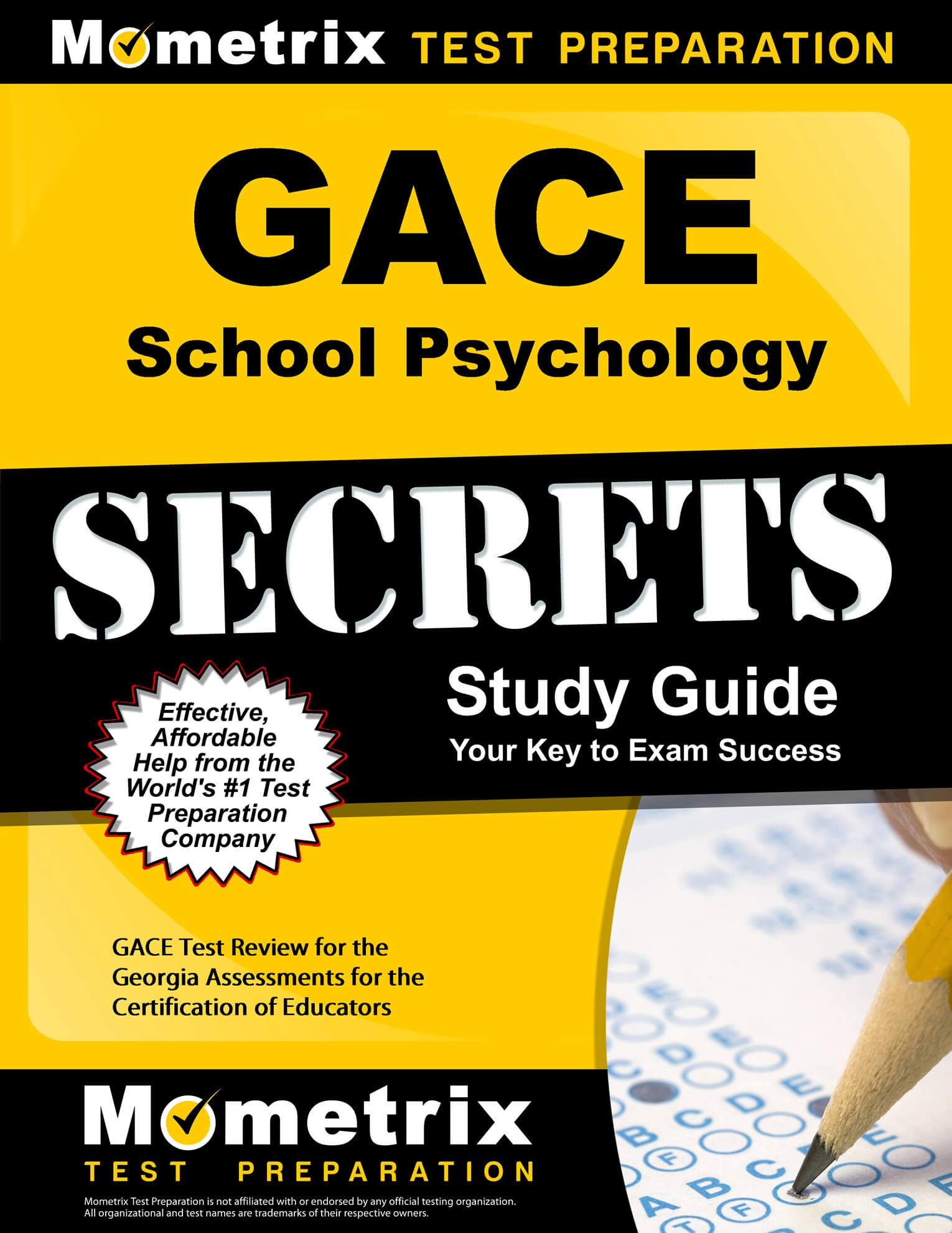 GACE School Psychology Study Guide