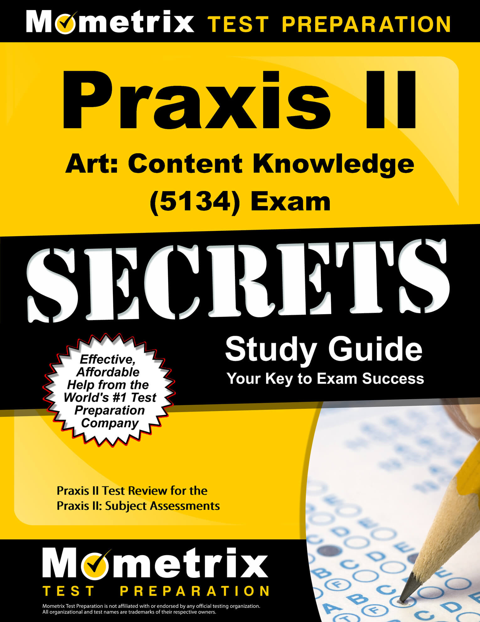 Praxis II Art: Content Knowledge Study Guide