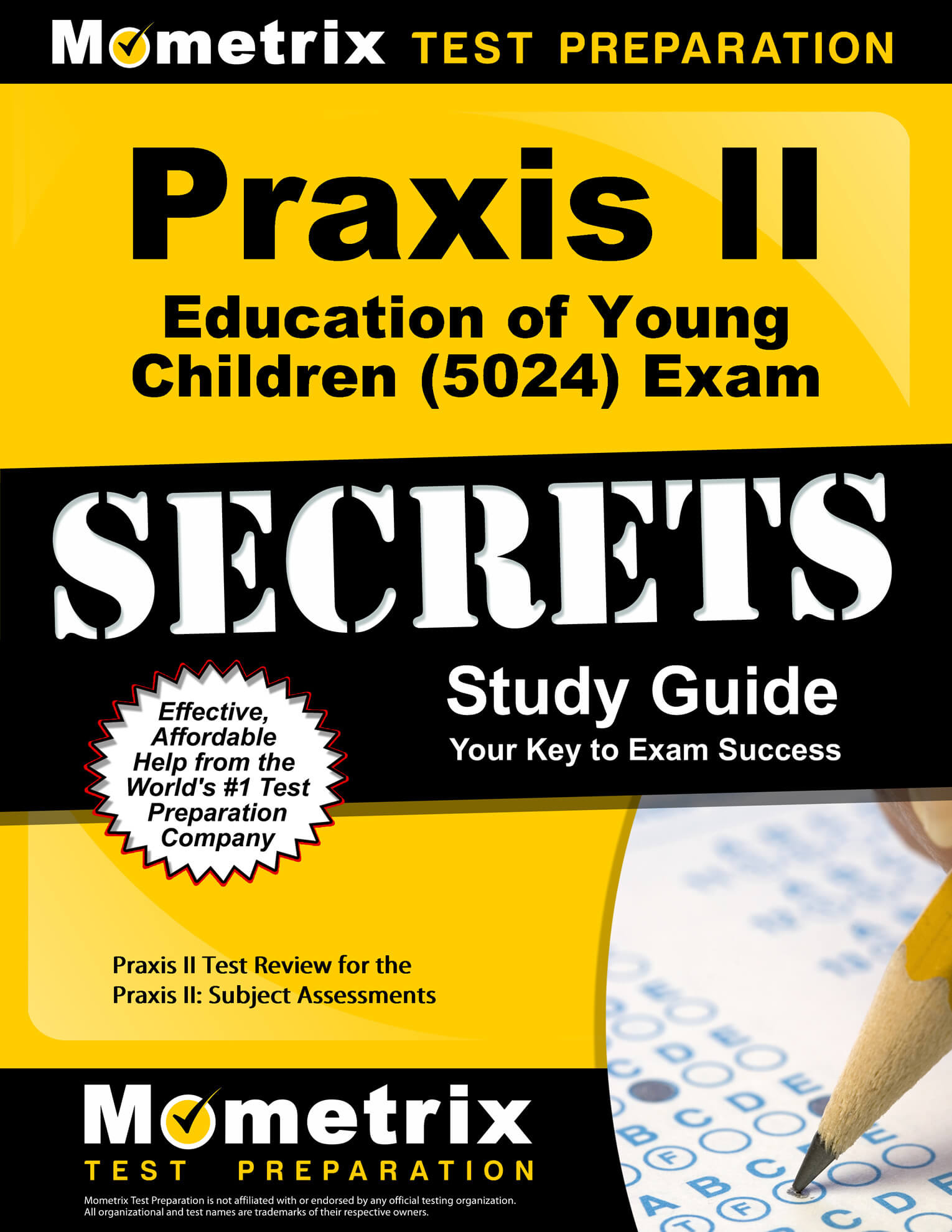 Praxis Education of Young Children Study Guide