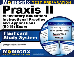 Praxis II Elementary Education: Instructional Practice and Applications Flashcards