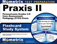 Praxis II Pennsylvania Grades 4-8 Core Assessment: Pedagogy Flashcards