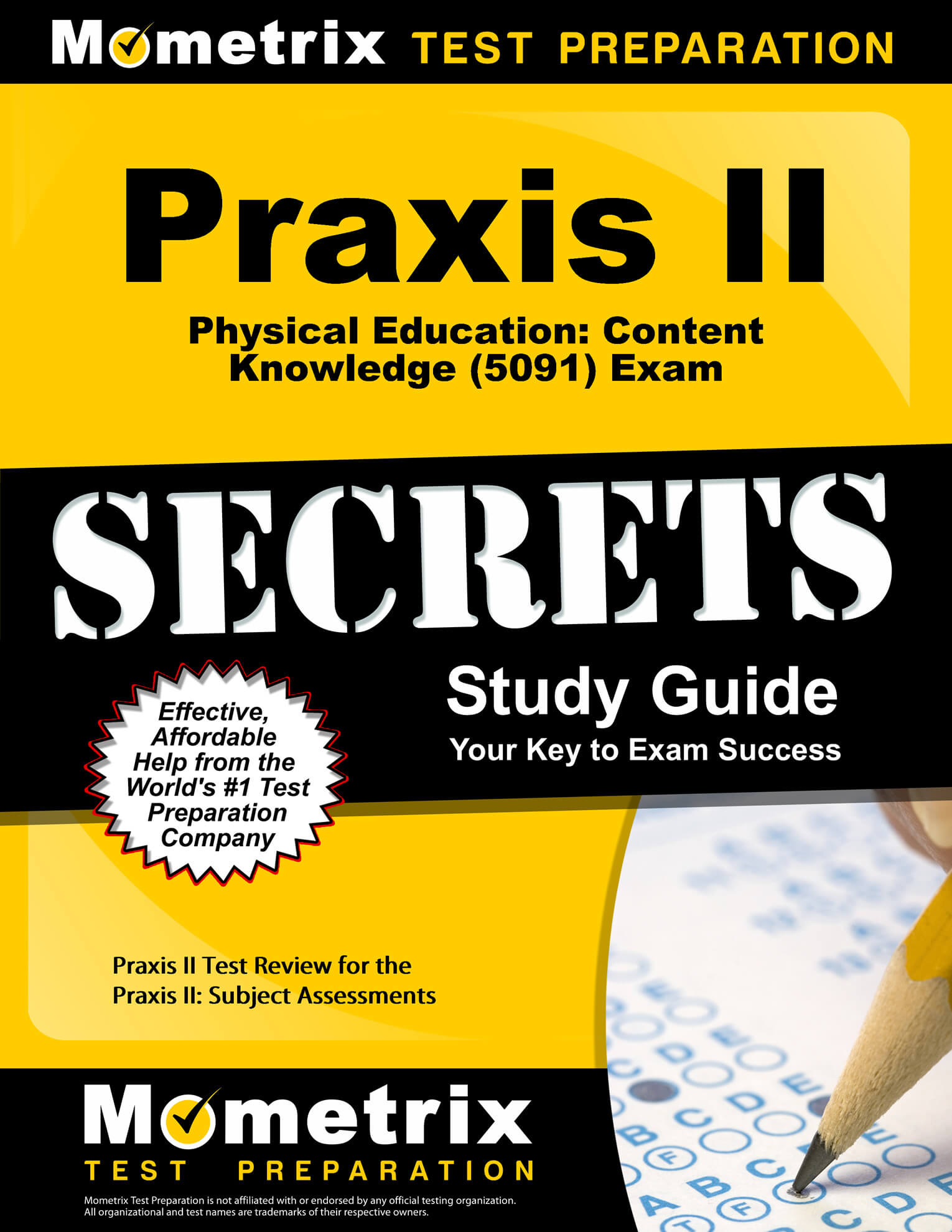Praxis II Physical Education: Content Knowledge Study Guide