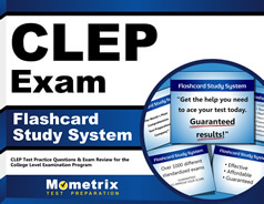 CLEP Study Flashcards