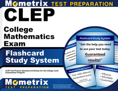 CLEP College Math Flashcards