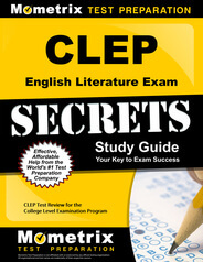 CLEP English Literature Study Guide