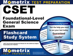 CSET Foundational-Level General Science Flashcards