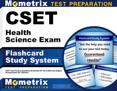 Cset health science subtest i (178): practice & study guide course.