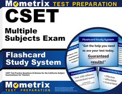 CSET Multiple Subjects Education Flashcards