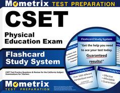 CSET Physical Education Flashcards