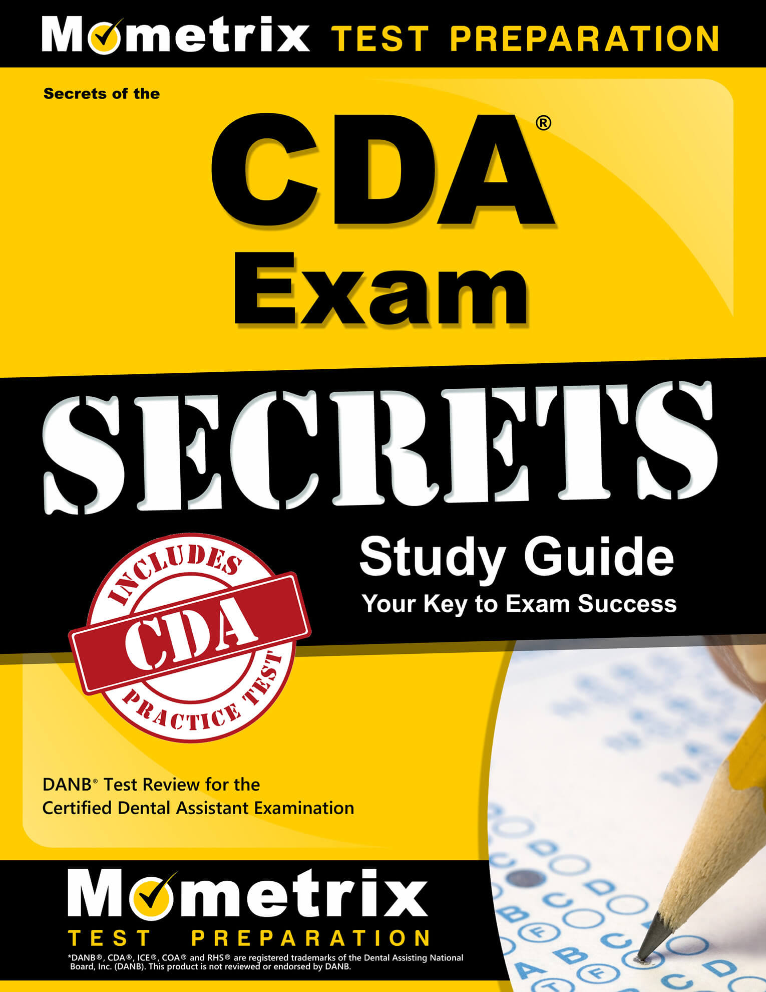 DANB CDA Study Guide ...
