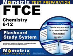 FTCE Chemistry 6-12 Flashcards