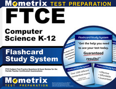 FTCE Computer Science K-12 Flashcards