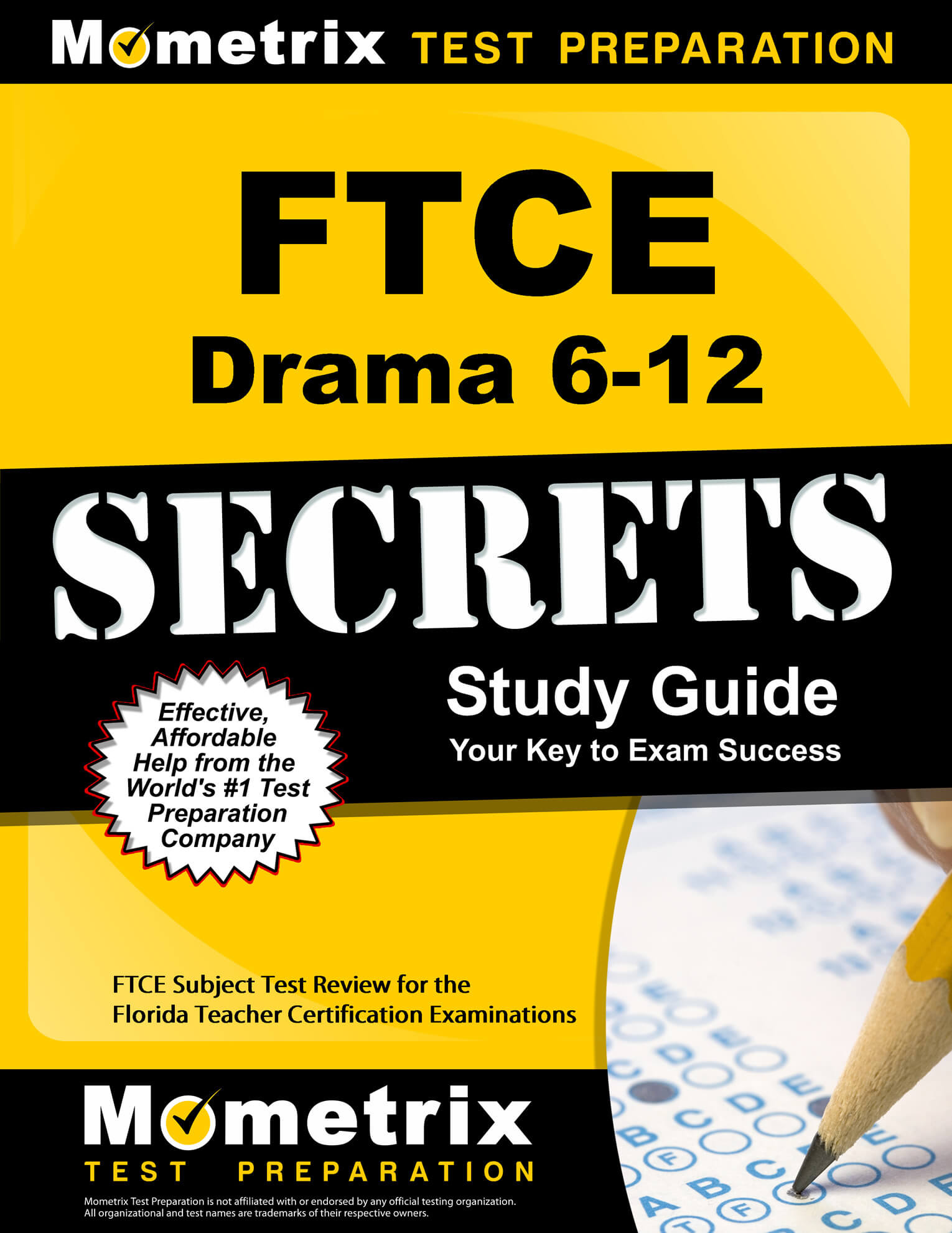 FTCE Drama 6-12 Study Guide