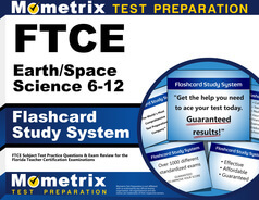 FTCE Earth/Space Science 6-12 Flashcards