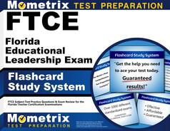FTCE Florida Educational Leadership Flashcards