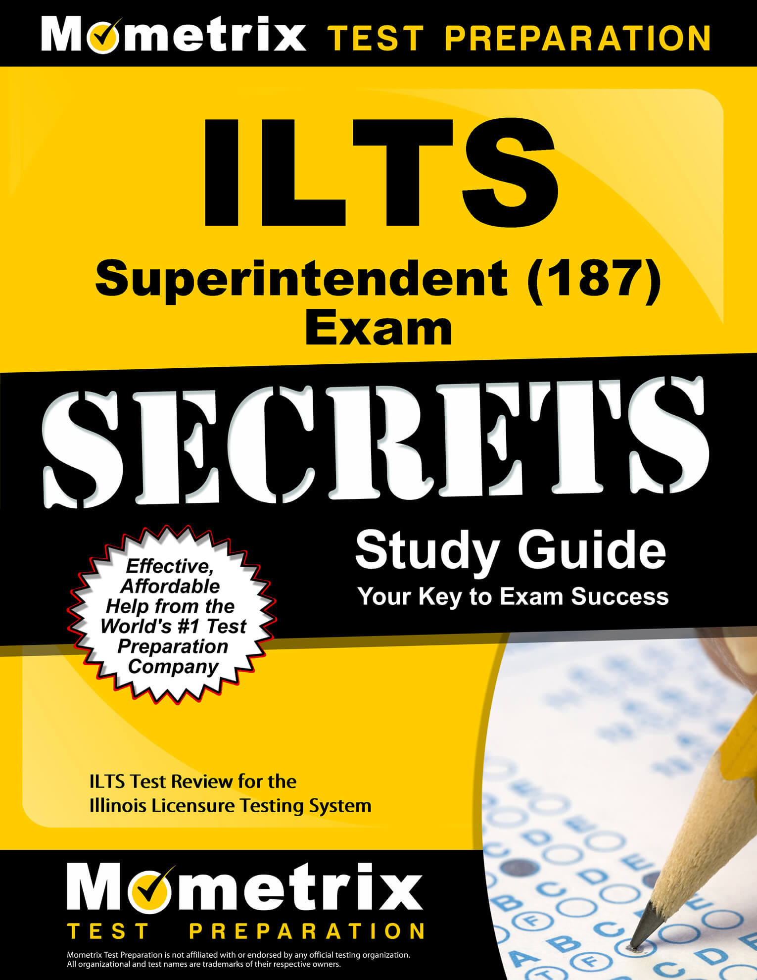 ILTS Superintendent Study Guide