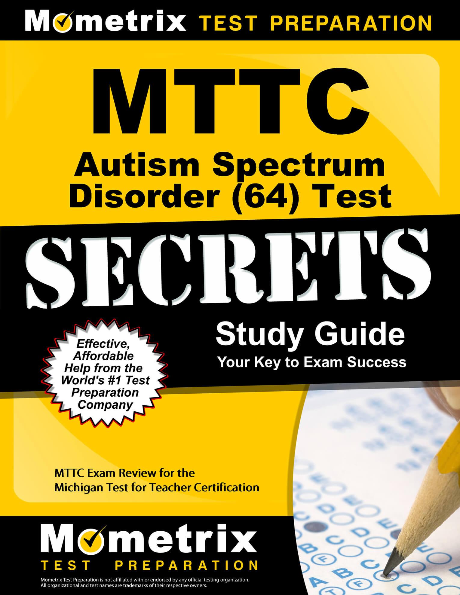 Best Free MTTC Autism Spectrum Disorder Practice Test
