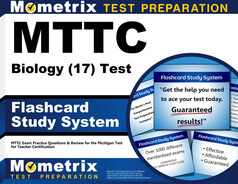 MTTC Biology Flashcards