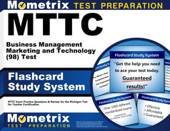 MTTC Business Management Marketing and Technology Flashcards