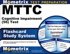 MTTC Cognitive Impairment Flashcards