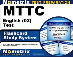 MTTC English Flashcards