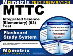 MTTC Integrated Science (Elementary) Flashcards