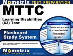 MTTC Learning Disabilities Flashcards