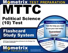MTTC Political Science Flashcards