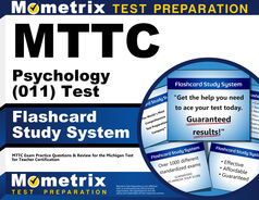 MTTC Psychology Flashcards