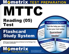 MTTC Reading Flashcards