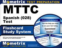 MTTC Spanish Flashcards