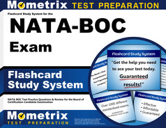 NATA-BOC Flashcards