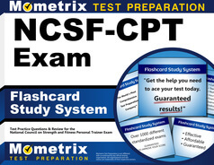NCSF-CPT Flashcards