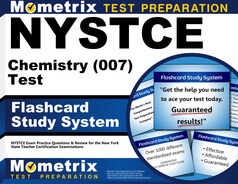 NYSTCE Chemistry Flashcards