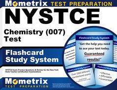 NYSTCE Chemistry Flashcards